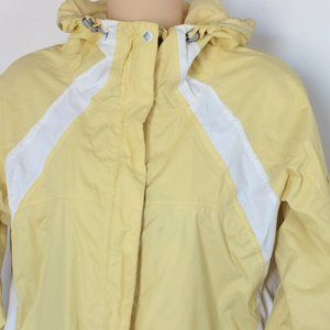 Columbia Jacket Spring Cool Weather Two Toned  Med